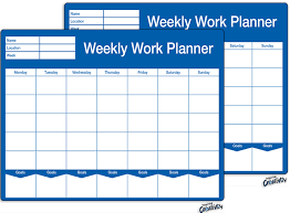 Business Schedule Template Printable Weekly Work Schedule Template Fellowes