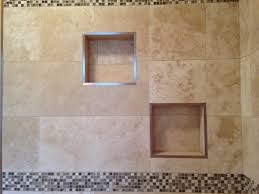 Recessed Shelves Bathroom Bathroom Inset Bathroom Shelves Recessed Shelves Over Tub