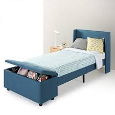 modern twin bed. Best Price Mattress Twin Bed Frame - Modern Upholstered Platform Beds With  Headboard And Bedside Storage Modern Twin Bed