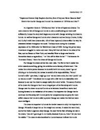 hopes and dreams of mice and men essay dreams impossible hope in of mice and men essay 1065 words