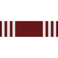 Army Ribbons And Awards Chart Army Good Conduct Medal Ribbon