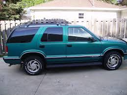 1995 Chevrolet Blazer Specs and Photos | StrongAuto