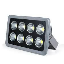 Gopretty 400w Led Outdoor Flood Light Super Bright Daylight White Led Security Flood Lights Commercial Lighting Fixture For Parking Lot Garden