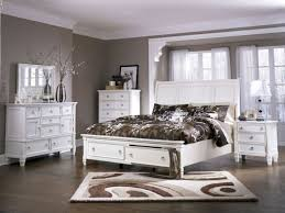 Ashley Furniture B672 Prentice-traditional Queen or King Storage Bed ...