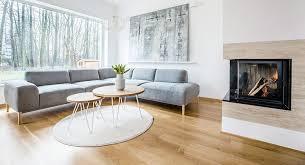 Wood floors in living room Yellow Hardwood Floor Howtos Impressive Interior Design Protect Floors From Furniture Bona Us