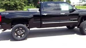 New 2014 Chevrolet Silverado lifted and hooked up! This truck is ...