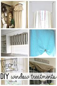 For more ideas, visit our 50+ Curtains and Other DIY Window Treatments to  Make: