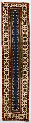 372 lot 372 antique persian talish runner