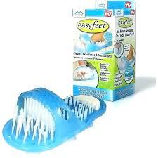 as seen on tv scrubber as seen on bathroom scrubber easy feet foot scrubber bath shower scrub brush pumice as as seen on bathroom scrubber tv hurricane