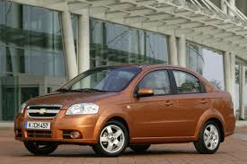All Chevy chevy aveo 2006 : 2006 Chevrolet Aveo Review - Top Speed