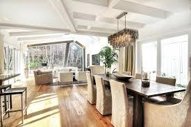 rectangular chandelier dining room designs rectangle lighting amazing light fixtures 990 658