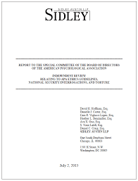 american phsycological association american psychological association review of ethical guidelines