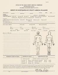 Autopsy Report Template Magdalene Project Org