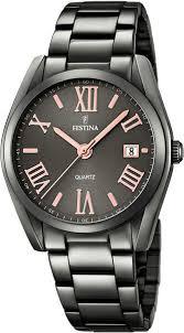 <b>Женские</b> наручные <b>часы Festina F16866</b>/<b>1</b> кварцевые