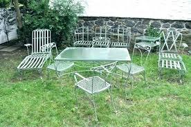 White metal patio chairs Wire Retro Metal Outdoor Chairs Metal Patio Table Vintage Outdoor Metal Chairs Retro Metal Patio Chairs Latest Babyez Retro Metal Outdoor Chairs Retro Metal Outdoor Furniture Vintage