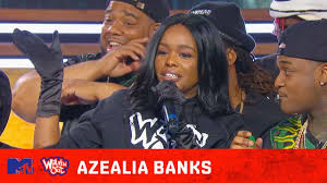 How PETTY is Azealia Banks?! | Wild 'N Out
