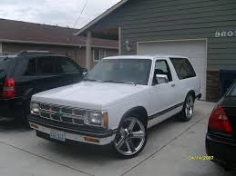 1993 Chevrolet Blazer - Information and photos - MOMENTcar