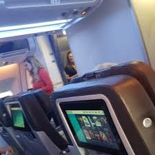 A310 300 Seating Chart Air Transat Seat Reviews Skytrax