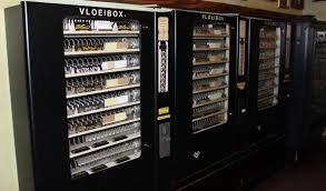 Vending Machine Amsterdam Classy Cannabis Seed Vending Machines At Green House Coffeeshop In