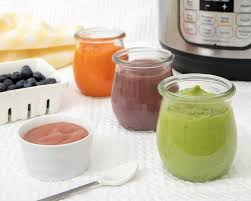 How to Make <b>Baby Food</b> in Your Instant Pot / Pressure Cooker ...