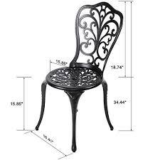 patio furniture sets outdoor bistro set
