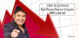 Trp Ratings Kapil Sharma Show Out Of Top List Kkk 8 On The