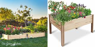 raised garden beds for small spaces
