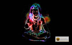 Lord Shiva colorful lighting effects Hd ...