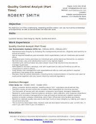quality control resume. Quality Control Analyst Resume Samples QwikResume