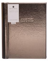 Birthday And Address Book Whsmith Moderno Woman Rose Gold A5 Birthday A Whsmith