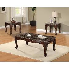 Three Piece Living Room Table Set Best Quality Furniture 3 Piece Coffee Table Set Reviews Wayfair