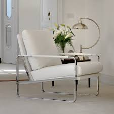 Striped Living Room Chair Metallic Leather With Striped Living Room Chairs Living Room