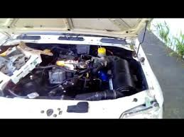 2008 tata xenon 3.0 dicor loud knocking sound - YouTube