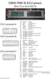 b16a obd1 wiring diagram tamahuproject org obd1 iacv wire color at Obd1 Wiring Diagram