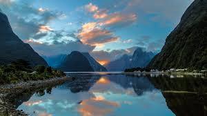 HD Wallpaper of Nature New Zealand ...