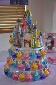 Princess Castle Birthday Cake Cakeadelic