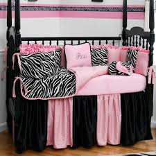 beautiful girl baby nursery room decoration with various zebra baby girl bedding amusing picture of