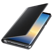 samsung note 8 case. samsung note8 clearview case black note 8 c