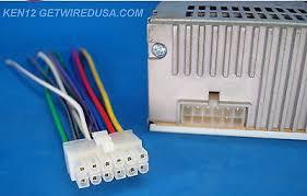 dual wire harness pin plug xdm xr xd xd xdm radio wire harness 12 pin stereo power plug back clip soundstream