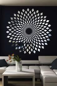 ... Winsome Ideas Mirror Wall Art Interior Design ...