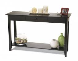 Sofa Table Interesting 12 Inches Deep Design Inch