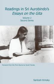 readings in sri aurobindo s essays on the gita volume lotus press