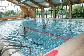 Public Swimming Pool Design Hotel With Inground Pool Glass Ceilings Pool Toobe8 And Awesome