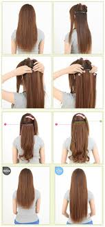 how to clip in and best remy hair extensions