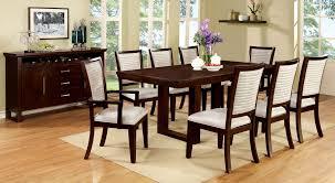 Stunning  Piece Dining Room Set Gallery Radioamericaus - Formal dining room sets for 10