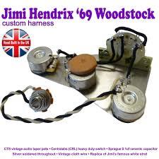 jimi hendrix reproduction stratocaster strat wiring kit hand built jimi hendrix reproduction stratocaster strat wiring kit hand built in the uk
