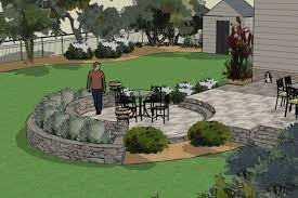 Small Picture Patio Landscape Ideas pueblosinfronterasus