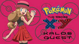 Pokemon Season 18 Episode 45