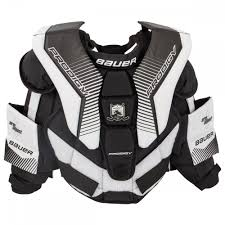 Bauer Goalie Chest Protector Size Chart Bauer Prodigy 3 0 Youth Goalie Chest And Arm Protector 17 Model
