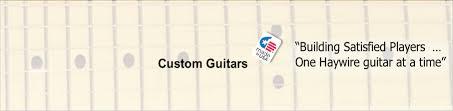 haywire signature guitars the tremolo custom